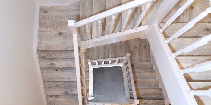 Landelijke trappen © Upstairs traprenovatie