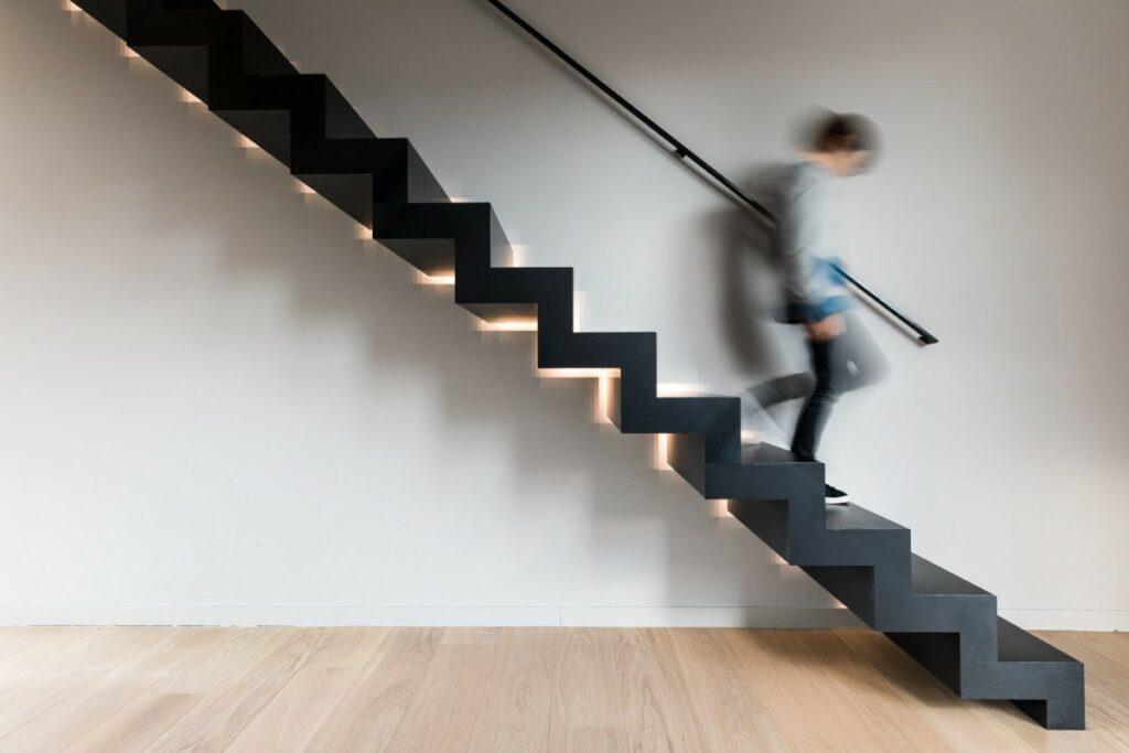 Moderne trap © Genico