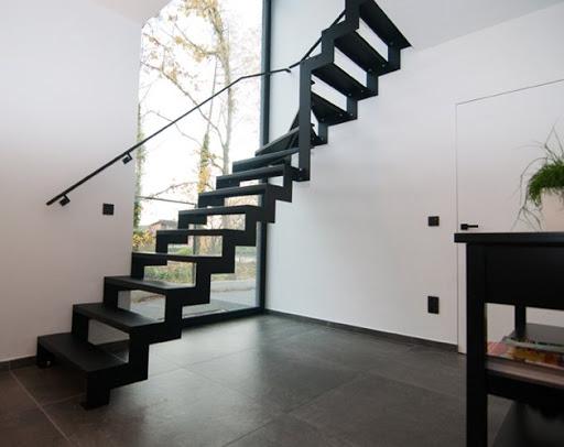 Stalen trappen © Herco Limburg